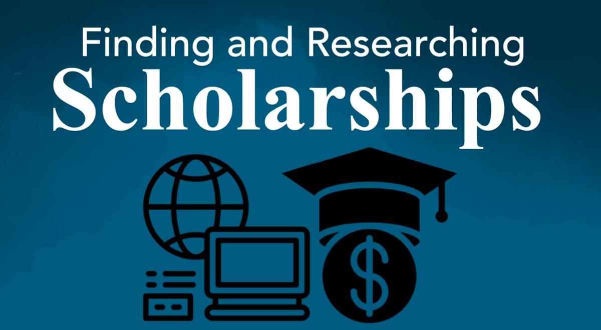 Finding and Researching Scholarships video